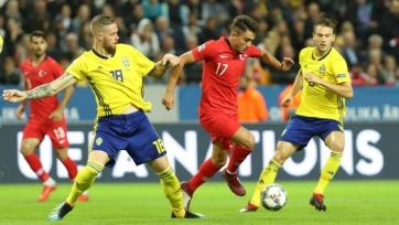 Турция – Швеция 17.11.2018  Прогноз и анонс на матч Лиги наций