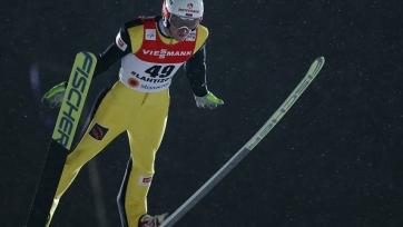 Бывший двоеборец из России выиграл квалификацию в прыжках с трамплина