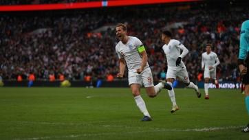 Англия одержала волевую победу над Хорватией