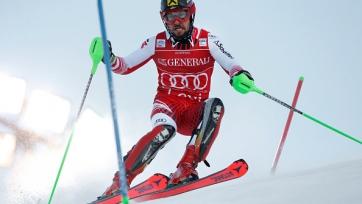 Марсель Хиршер одержал 59-ю победу в Кубке мира по горным лыжам