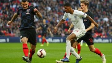 Рэшфорд получил повреждение в поединке с Хорватией