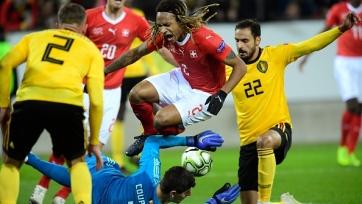 Лига наций. Швейцария сделала камбэк и разгромила Бельгию на пути к полуфиналу