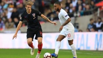 Англия – Хорватия – 2:1. 17.11.2018. Лига Наций обзор и видео матча