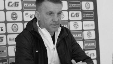 Скончался экс-тренер карагандинского «Шахтера»