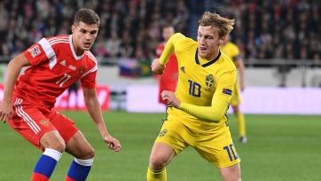 Швеция – Россия 20.11.2018 Где смотреть онлайн трансляцию матча Лиги наций