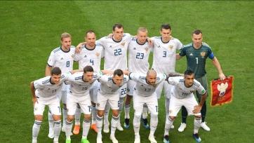 Россия на Швецию пойдет в белом