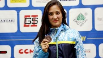 Казахстанка проиграла чемпионке мира в четвертьфинале ЧМ-2018