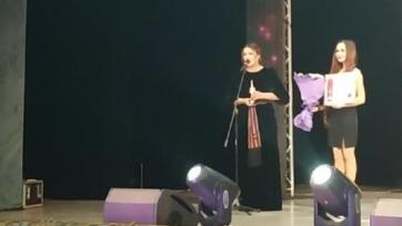 Шарипова стала лауреатом премии «Алтын адам — Человек года»