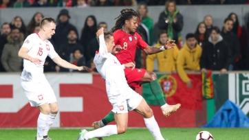 Польша перед вылетом из дивизиона А сыграла вничью с Португалией