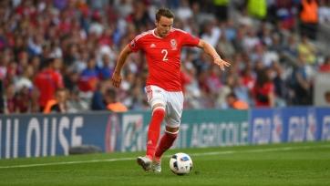 Гантер стал рекордсменом сборной Уэльса по количеству матчей