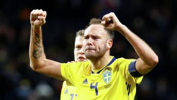 Гранквист: «Для меня выход Швеции в Лигу А ничего не значит»