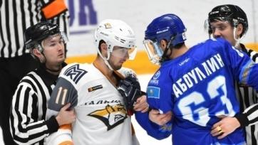 «Стальные Лисы» получили два технических поражения в матчах со «Снежными Барсами»