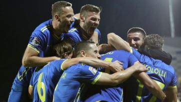 Правительство Косово щедро премировало сборную за выступление в Лиге наций