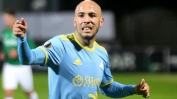 Полузащитник «Астаны» установил рекорд Лиги наций