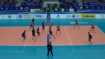 В Талдыкоргане стартовал чемпионат Казахстана по волейболу