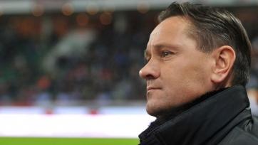 Аленичев: «В перерыве пришлось поговорить с ребятами на повышенных тонах»