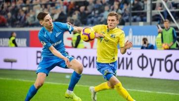 «Зенит» уверенно переиграл «Ростов»