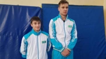 Карагандинцы выиграли бронзу на Кубке мира по гимнастике