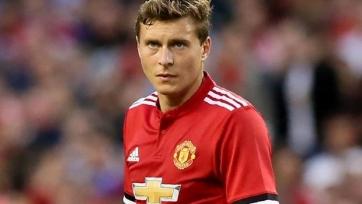 Основной защитник «Манчестер Юнайтед» может не сыграть против «Янг Бойз»