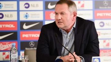 У сборной Словении новый старый тренер