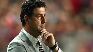 Фанаты «Бенфики» требуют отставки главного тренера