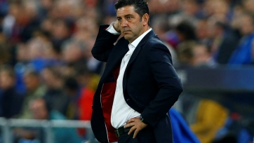 «Бенфика» поменяет тренера