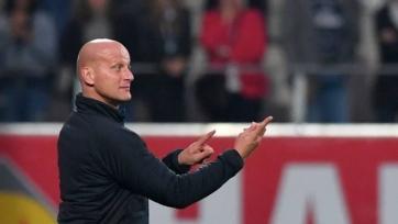 Клуб второго австрийского дивизиона уволил Янкера