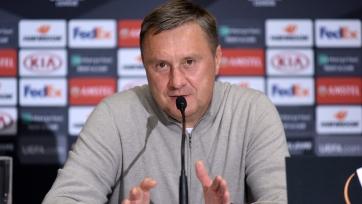 Хацкевич: «По моментам «Астана» нас превзошла»