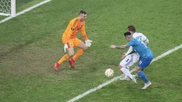 «Зенит» минимально обыграл «Копенгаген» и вышел в плей-офф Лиги Европы