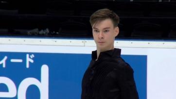 Манько и Пахинин выступили на турнире Tallin Trophy-2018