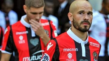 «Ницца» потеряла экс-защитника сборной Франции