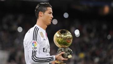 Роналду не будет на церемонии вручения «Золотого мяча»