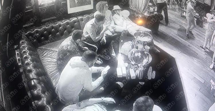 Игроки «Арсенала» перед началом сезона провели неспортивную вечеринку