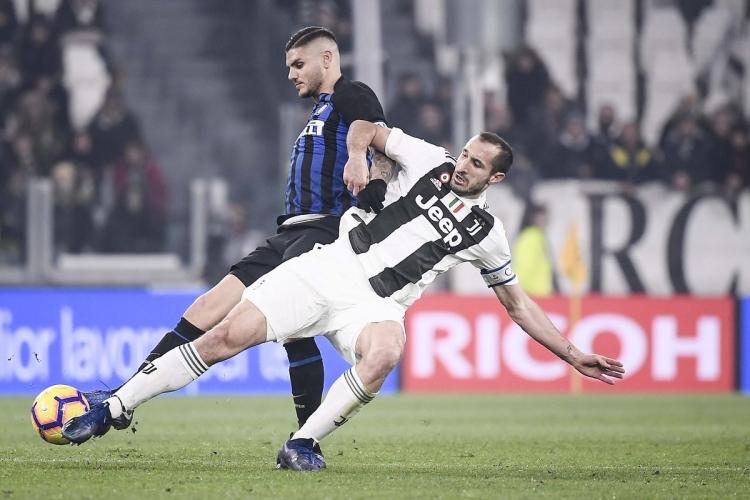 «Ювентус» – «Интер» - 1:0. Текстовая трансляция матча