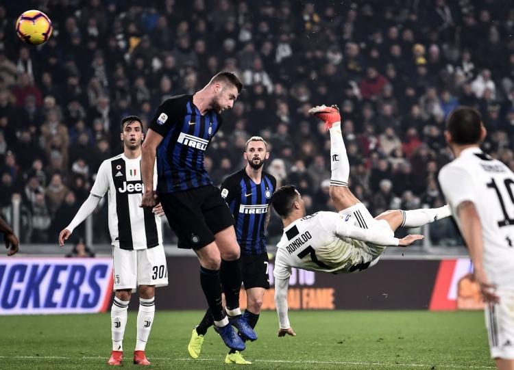 Ювентус- интер кубок италии 1- й матч