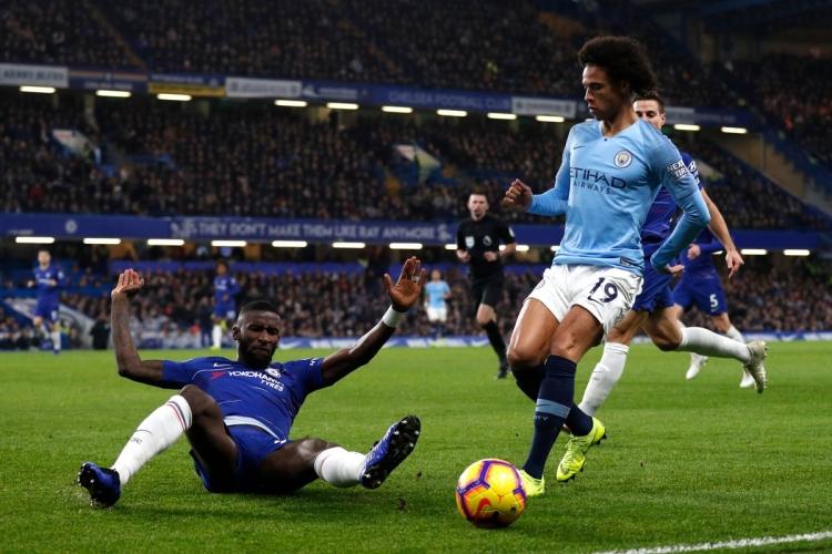 «Челси» – «Манчестер Сити» - 2:0. Текстовая трансляция матча