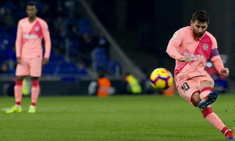 «Эспаньол» – «Барселона» – 0:4. 08.12.2018. Чемпионат Испании. Обзор и видео матча