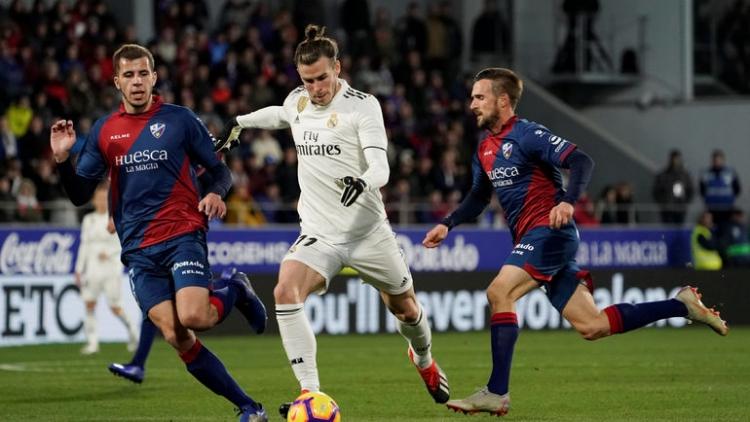 «Уэска» – «Реал» – 0:1. 09.12.2018. Чемпионат Испании. Обзор и видео матча