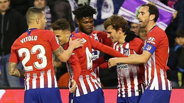 «Вальядолид» - «Атлетико» - 2:3. 15.12.2018. Чемпионат Испании. Обзор и видео матча