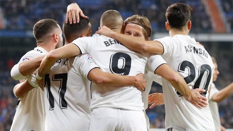 «Реал» - «Райо Вальекано» - 1:0. 15.12.2018. Чемпионат Испании. Обзор и видео матча