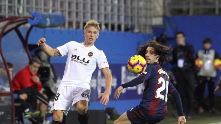 «Эйбар» – «Валенсия» – 1:1. 15.12.2018. Чемпионат Испании. Видео голов