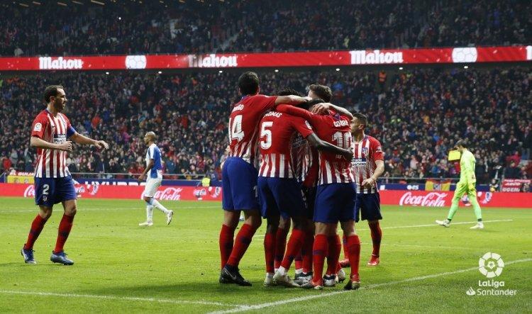 «Атлетико» – «Эспаньол» – 1:0. 22.12.2018. Чемпионат Испании. Обзор и видео матча