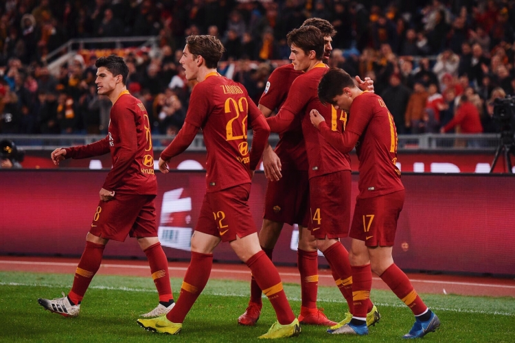 «Рома» – «Сассуоло» – 3:1. 26.12.2018. Чемпионат Италии. Обзор и видео матча