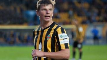 Аршавин вошел в число 22-х лучших игроков чемпионата Казахстана
