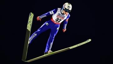 Форфанг выиграл этап Кубка мира по прыжкам с трамплина