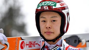 Кобаяси выиграл очередной этап Кубка мира по прыжкам с трамплина