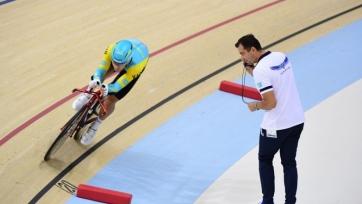 Захаров – 5-й на третьем этапе Кубка мира по велотреку