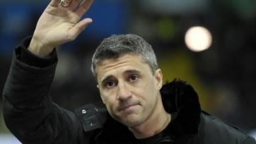 Креспо возглавил аргентинский клуб