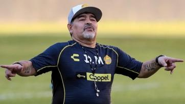 «Дорадос» Марадоны не смог выйти в Высшую лигу Мексики