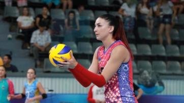 Российской волейболистке официально разрешили выступать за сборную Казахстана
